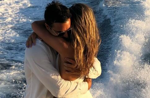 Image: Ny kjæreste etter brutt forlovelse