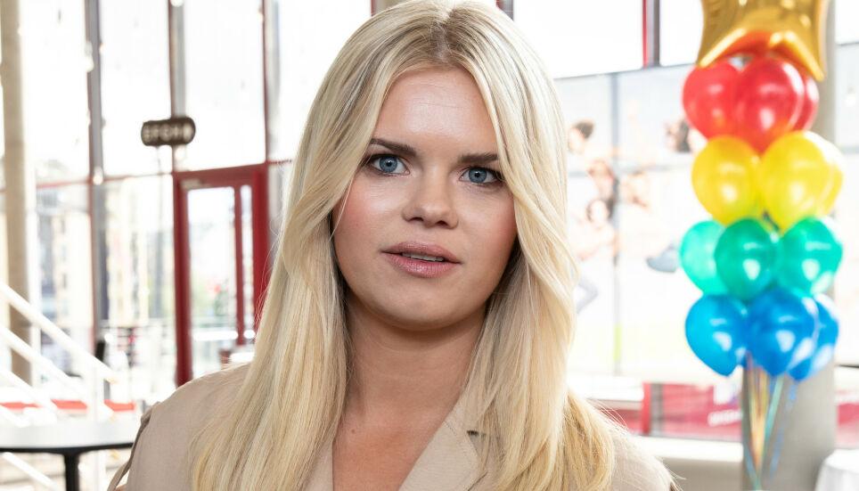 FÅR REFS: Julianne Nygård reklamerte for måltidserstatning. Foto: Andreas Fadum/ Se og Hør