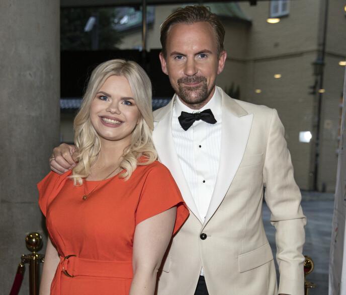 GIFT: Julianne Nygård har de to sønnene Søren og Severin sammen med ektemannen Ulrik Nygård. Foto: Andreas Fadum / Se og Hør