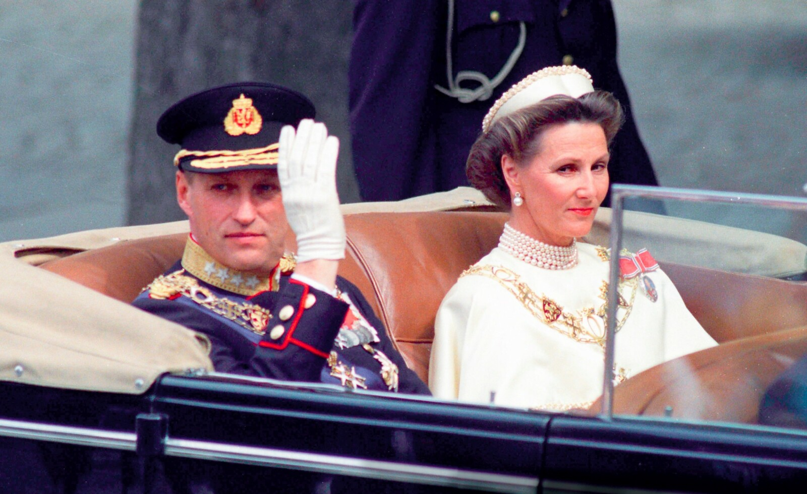 30 ÅR PÅ TRONEN: Kong Harald og dronning Sonja ble landets kongepar den 17. januar 1991. Foto: Se og Hør