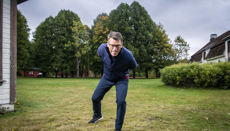 TIDLIGERE SKØYTELØPER: Johann Olav Koss er blant landets største idrettsprofiler. Foto: Lars Eivind Bones / Dagbladet