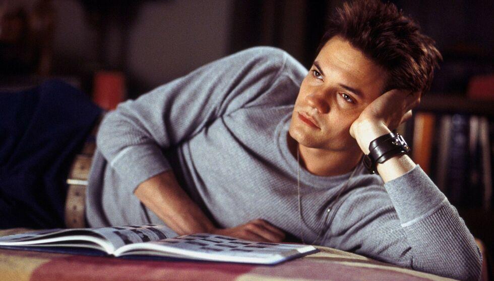 REBELL: Karakteren til Shane West smeltet mange hjerter for 19 år siden. Foto: Snap Stills / REX / NTB