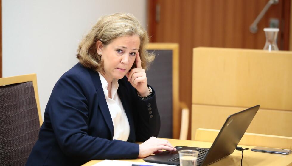 FORSVARER REALITYDELTAKER: Advokat Unni Fries, her i Oslo tingrett under en tidligere rettssak. Foto: Håkon Mosvold Larsen / NTB