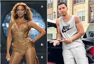 - Beyoncés fetter skutt og drept
