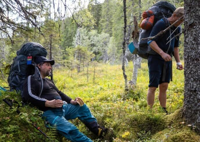 FERDIG: Per Heimly innrømmer at han var veldig sliten på tidspunktet han valgte å trekke seg. Foto: Haakon Lundkvist / TVNorge