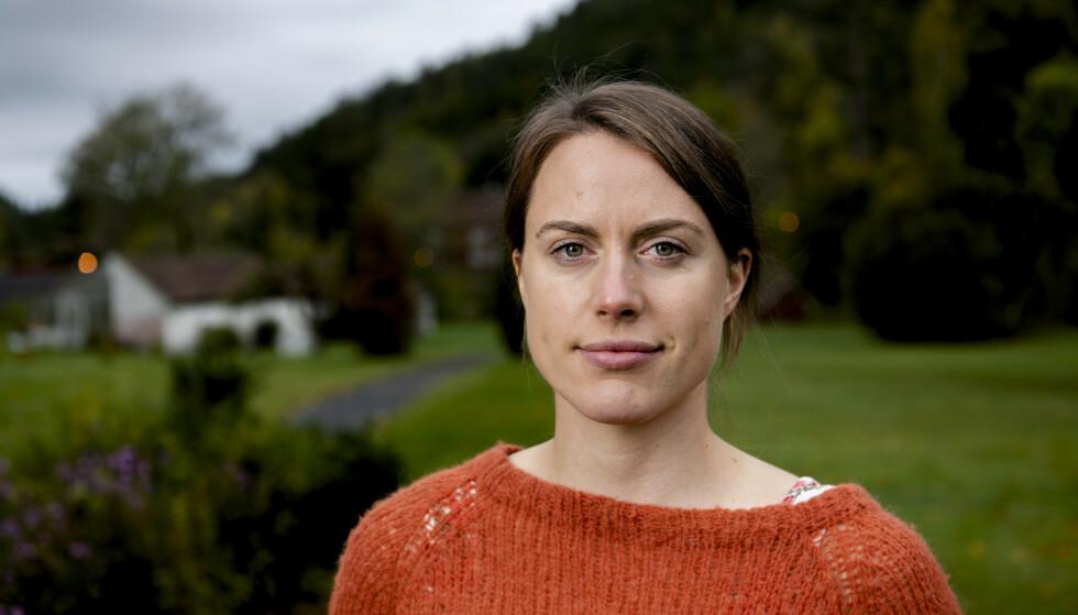 NYTT LIV: Etter et liv som toppidrettsutøver har Synnøve begynt å studere - og fått en frihet hun aldri før ha kjent på. Foto: Lars Eivind Bones / Dagbladet