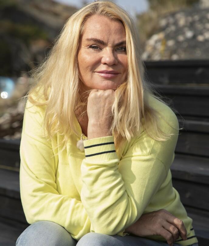 VITNE TIL KONFLIKT: Mia Gundersen er en av flere «Camp Kulinaris»-deltakere som ble vitne til bråket mellom Moen og Liedholm. Foto: Tore Skaar