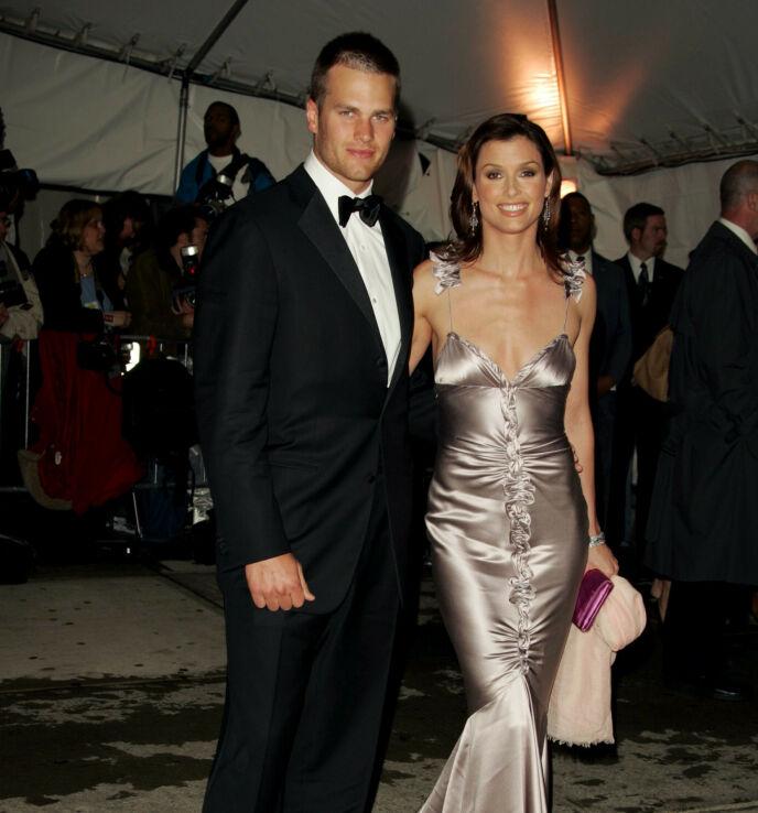 EKSER: Bridget og Tom i 2005. Eksparet har en sønn sammen. Foto: Matt Baron / BEI / REX / NTB