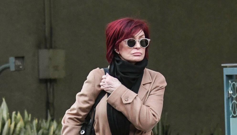 UTTALER SEG: Sharon Osbourne har kjent Marilyn Manson lenger enn de fleste. Dette sier hun om de siste anklagene om ham. Foto: Shutterstock / NTB