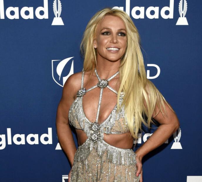 SKAPER REAKSJONER: Dokumentaren om Britney Spears har ikke gått upåaktet hen. Her er hun avbildet i 2018. Foto: Chris Pizello / Invision / NTB.