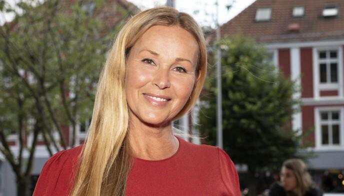 25 ÅR: Dorthe Skappel har vært «God kveld Norge»-reporter nesten halve livet. Foto: Andreas Fadum/Se og Hør