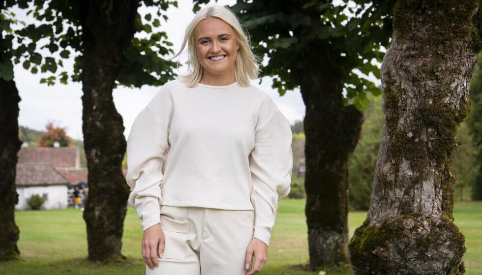 UNG DELTAKER: Genette Våge skrev historie som den yngste deltakeren i «Mesternes mester». Hun måtte gi seg som toppidrettsutøver på grunn av skader. Foto: Lars Eivind Bones / Dagbladet