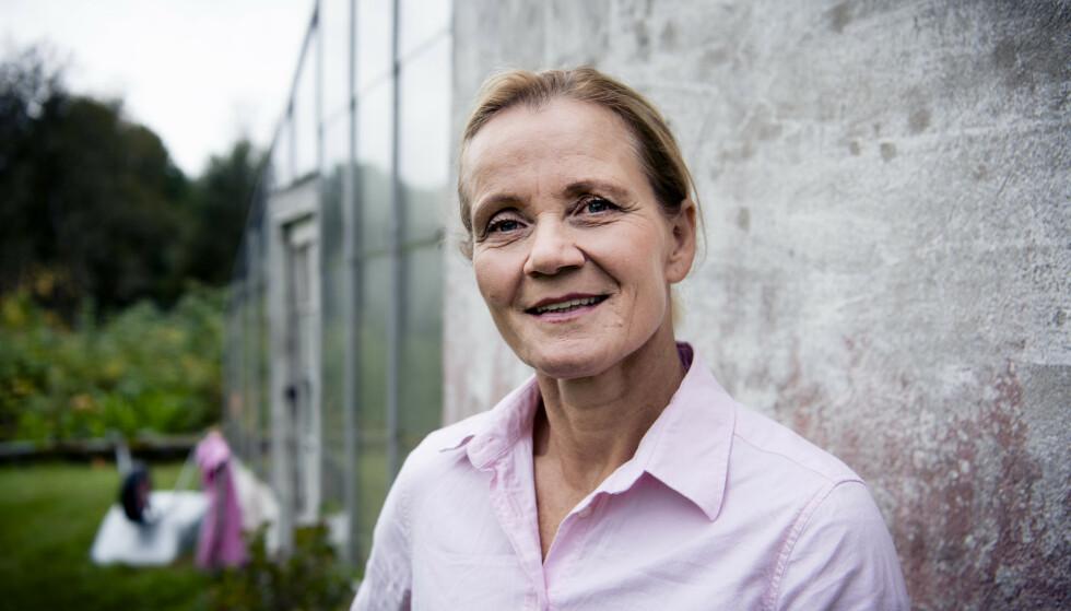 NY KARRIERE: Linda Medalen hadde allerede en ny jobb å gå til i politiet, da hun la fotballskoa på hylla. Foto: Lars Eivind Bones / Dagbladet