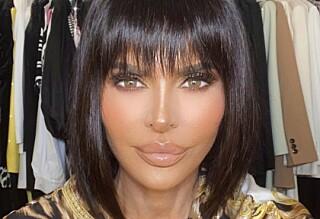 - Trodde det var Kim Kardashian
