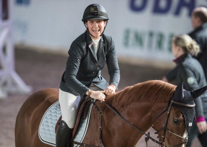 HESTEINTERESSE: Prinsesse Märtha Louise har vært interessert i hester hele livet. Det har vært en stor trøst for henne i pandemien. Foto: Vidar Ruud / NTB
