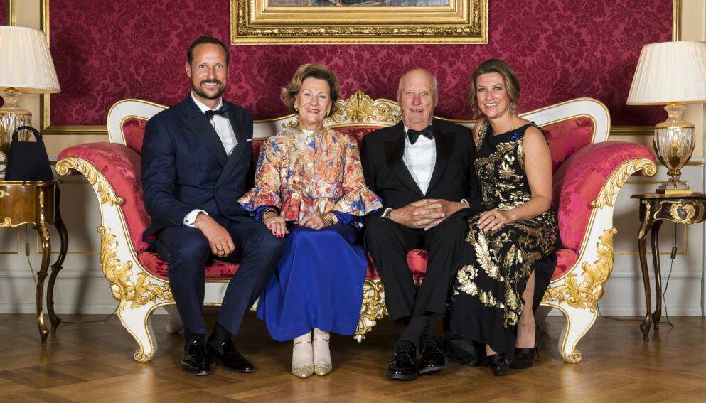 IKKE NOE BESØK: I en svensk podkast legger ikke prinsesse Märtha Louise skjul på at det er lenge siden hun har sett foreldrene sine. Foto: Heiko Junge / NTB