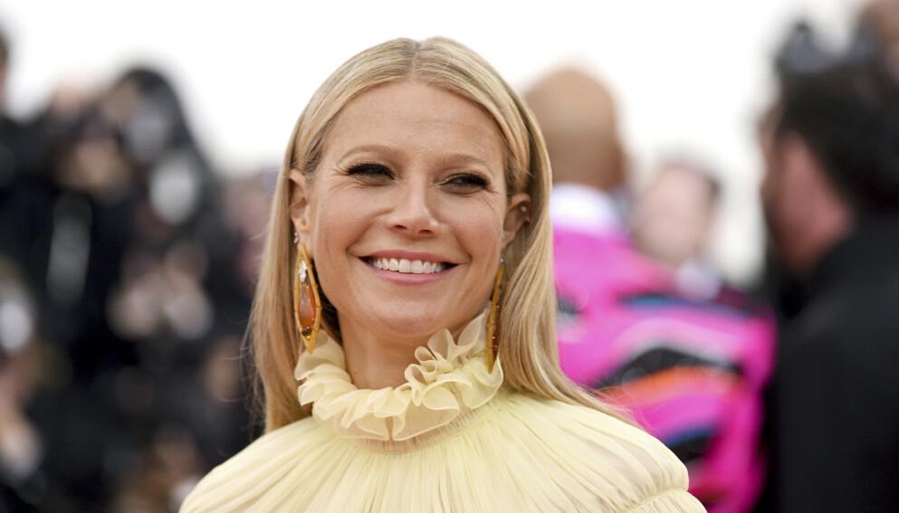 HADDE CORONA: Hollywood-stjernen Gwyneth Paltrow har hatt corona og sliter fortsatt med ettervirkninger. Foto: Evan Agostini / AP / NTB