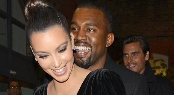 Historien om Kim og Kanye