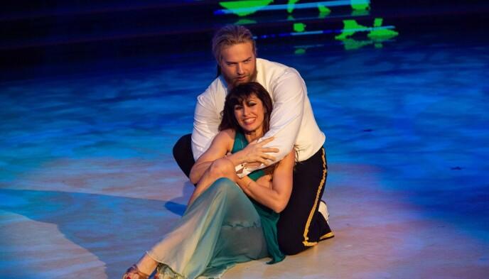 SJARMERTE FOLKET: Lasse Matberg vant «Skal vi danse» i Italia i 2019 sammen med dansepartneren Sara Di Vaira. Foto: Rai Uno
