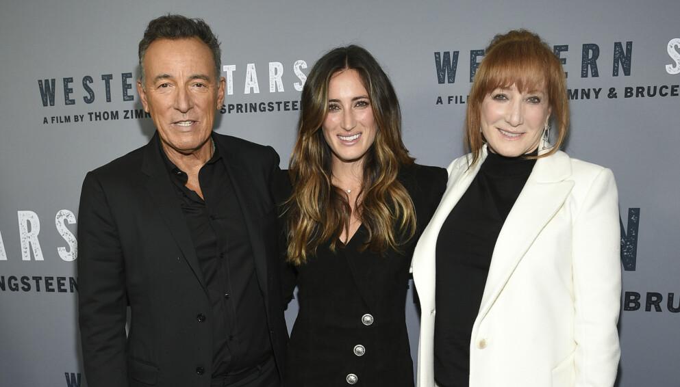 DROPPET TO AV ANKLAGENE: Rockestjernen Bruce Springsteen slapp unna med en bot. Foto: Evan Agostini/ Invision/ AP/ NTB