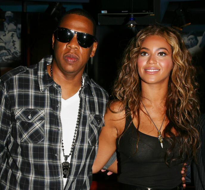 BLE HJEMME: Ekteparet Beyoncé og Jay-Z droppet bryllupet. Her er de i 2009. Foto: Dave Allocca / Starpix / Rex / NTB