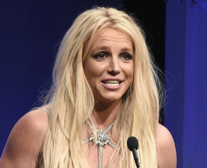 VIL FJERNE FAREN: Britney Spears har over lengre tid hatt et ønske om å fjerne faren sin fra vergemålet. Foto: Chris Pizzello / Invision /AP / NTB