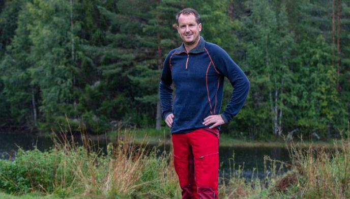VANT: Per Gunvald Haugen vant konkurransen i fjor. Søndag fikk han seg et syn han sent vil glemme. Foto: TV 2