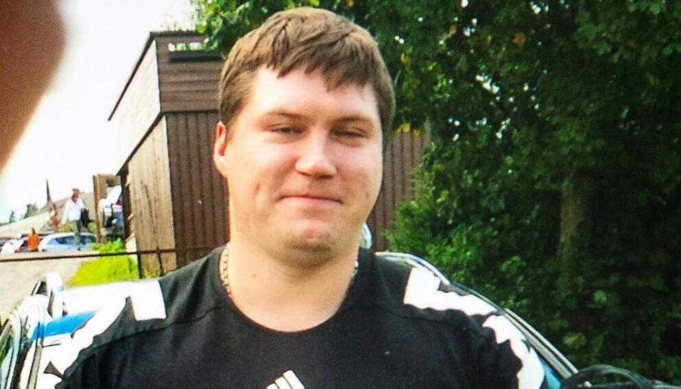 EN GÅTE: Ingen har sett Tom Rune siden natt til 30. juli for snart tre år siden. Foto: Privat