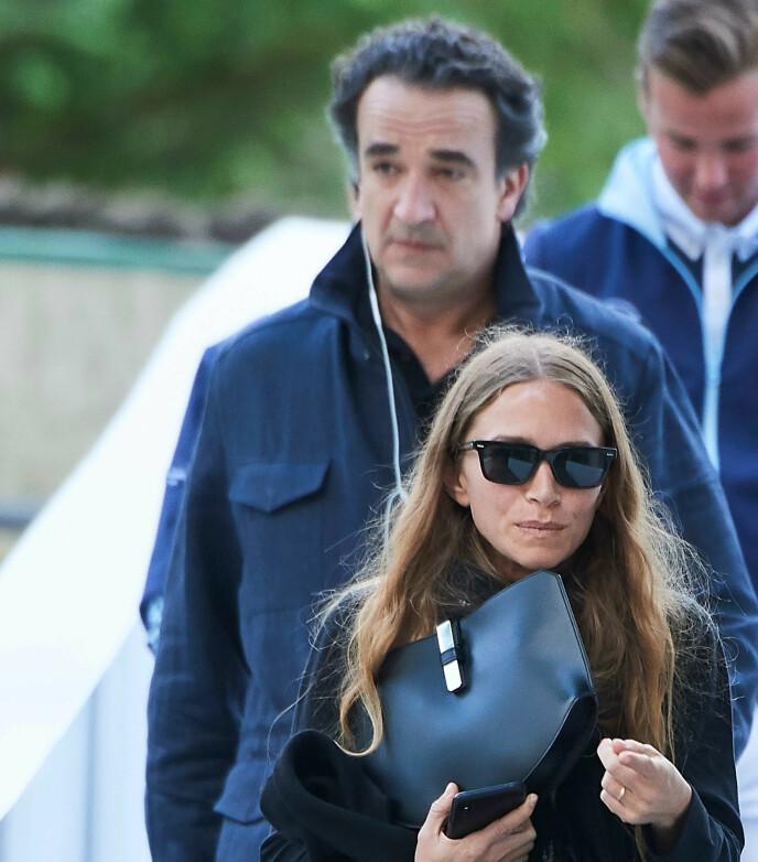 EKSEN: Mye tyder på at Mary-Kate Olsen har gått videre etter skilsmissen fra Olivier Sarkozy. Foto: REX / NTB