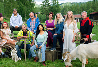 «Farmen»-festen: Politiet har konkludert