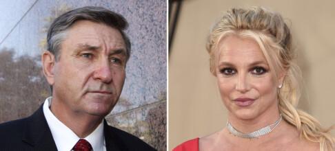 Britneys far: - Vil slippe vergemål