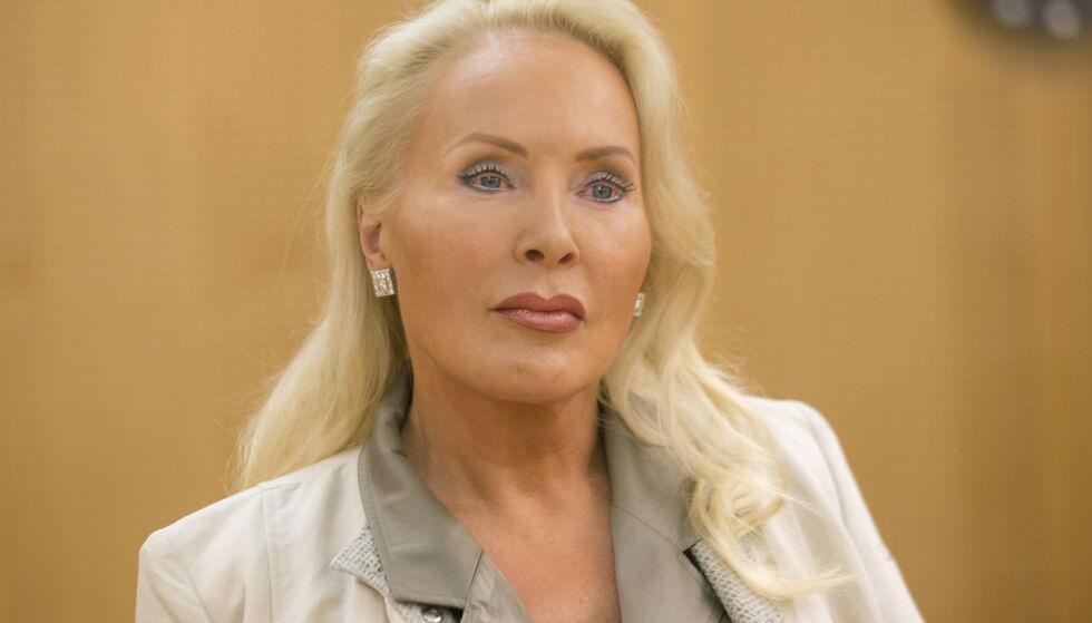 INGEN TILSLAG: Advokat Mona Høiness har forsøkt å selge Frogner-villaen i seks måneder - foreløpig uten hell. Foto: Terje Bendiksby / NTB