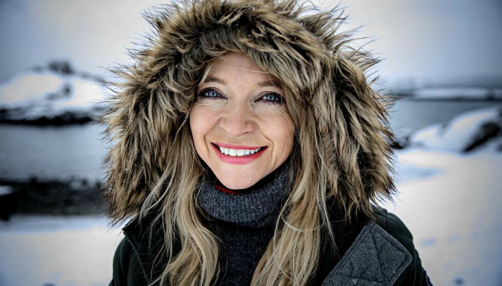IKKE GREIT: Trude Mostue mener man bør holde seg for god til å kle opp dyrene når det ikke er nødvendig. Foto: Nina Hansen / Dagbladet