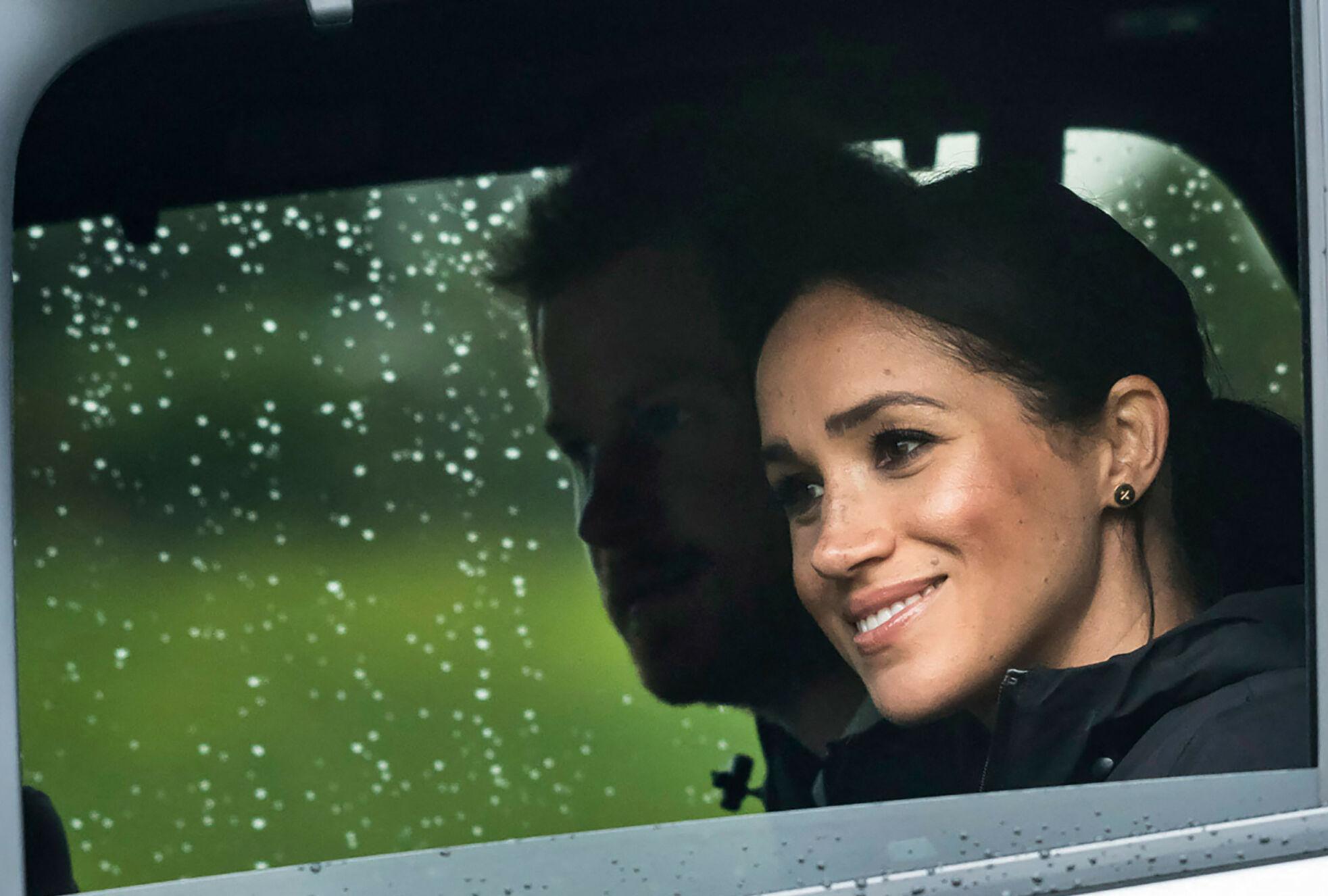 FYRER LØS: Prins Harry og Meghans snakke ut-intervju med Oprah kan få store følger for både hertugparet og monarkiet. Foto: NTB.