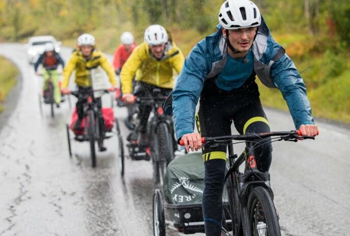 SLITEN: Adrian Sellevoll var ekstremt sliten da han valgte å trekke seg. Foto Haakon Lundkvist / TVNorge