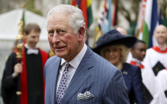 - SKUFFET: Prins Charles føler seg angivelig sviktet etter at hertuginne Meghan og prins Harry beskyldte det britiske kongehuset for å være rasistisk. Foto: Kirsty Wigglesworth / AP Photo / NTB