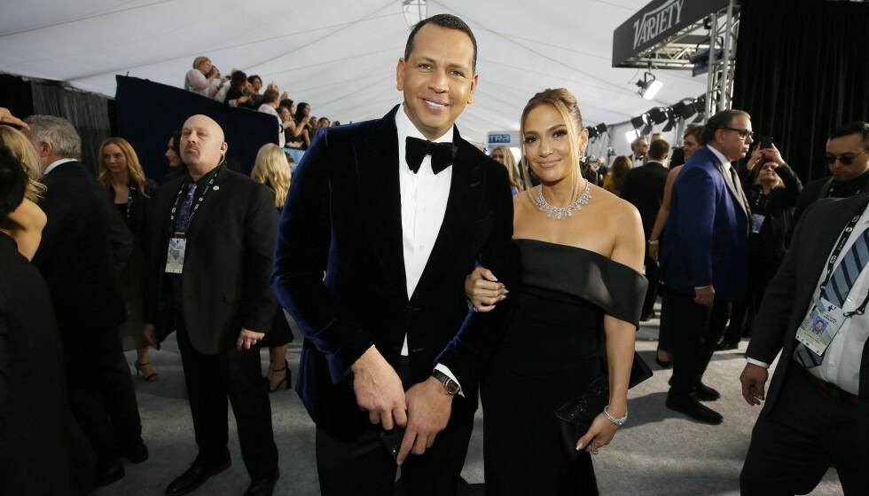 - BRUDD: Jennifer Lopez og Alex Rodriguez skal ha gått hver til sitt etter to år som forlovet. Foto: Danny Moloshok/ REUTERS/ NTB