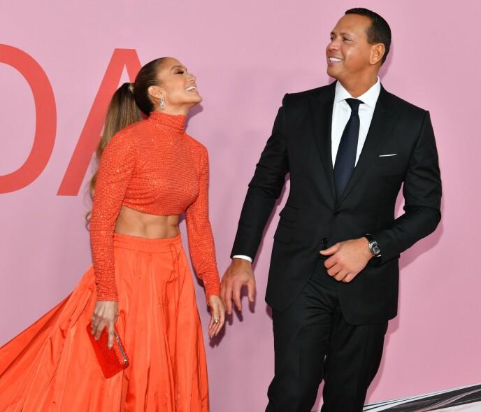 - STOLTE IKKE PÅ HAM: Ifølge flere kilder skal Jennifer Lopez ha hatt problemer med å stole på Alex Rodriguez. Foto: Erik Pendzich /REX / NTB