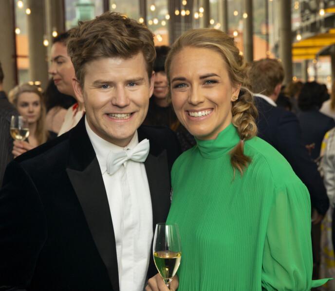 UTSATTE BRYLLUPET: Nicolay Ramm og forloveden Josephine Leine Granlie skulle etter planen gifte seg juni i fjor i Sør-Frankrike. Dette ble ikke noe av grunnet pandemien. Foto: Andreas Fadum/ Se og Hør