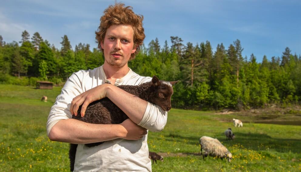NOMINERT: Øde Nerdrum er nominert i kategorien «Årets deltaker». Foto: TV 2