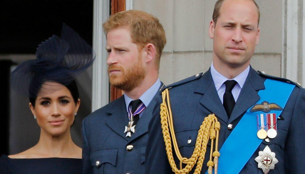 HAR SNAKKET: Prinsebrødrene William og Harry skal endelig ha snakket sammen. Foto: Tolga Akmen / AFP / NTB