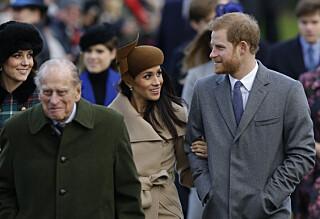 - Vil oppkalle datteren etter prins Philip