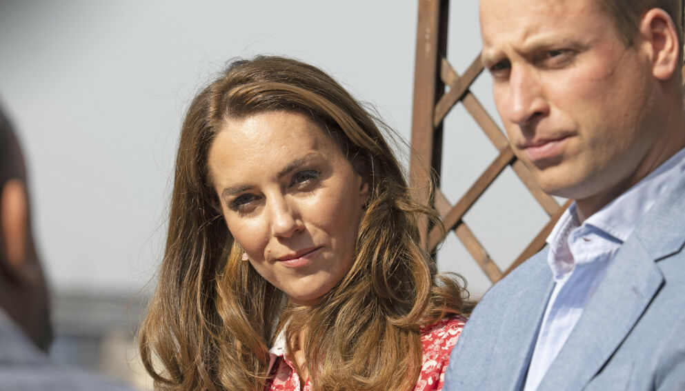 VERNER OM KATE: Prins William skal synes svært lite om negative ordelag om kona, hertuginne Kate. Foto: Pa Photos / NTB