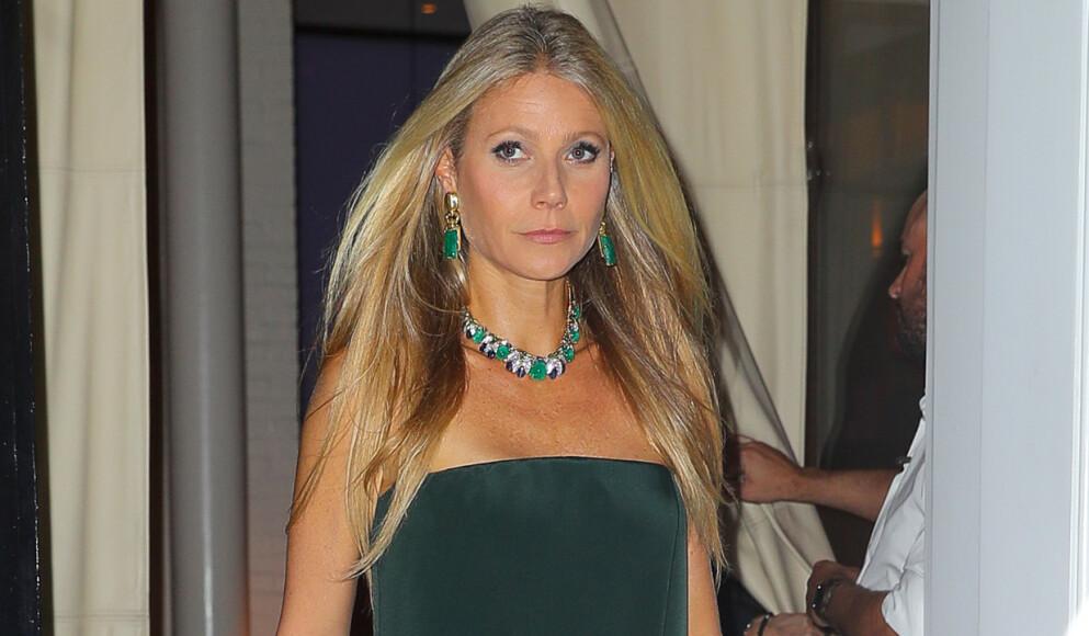 MISLYKKET: Hollywood-stjerna Gwyneth Paltrow innrømmer mislykket inngrep. Foto: Felipe Ramales / Splash News / NTB