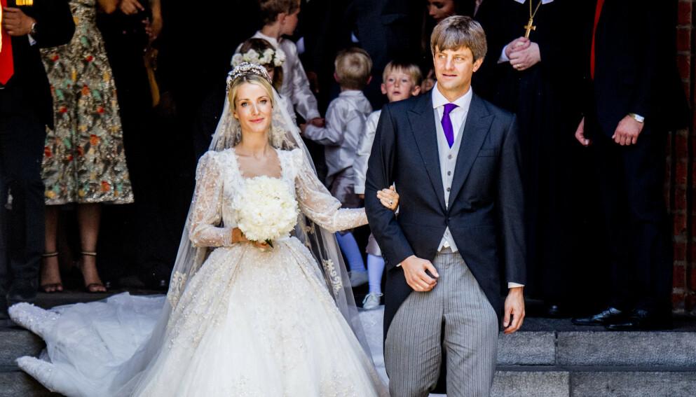GRAVID: Prins Ernst August jr. og kona Ekaterina Malysheva venter barn igjen, ifølge tyske Bunte. Foto: Utrecht Robin / Action Press / REX / NTB