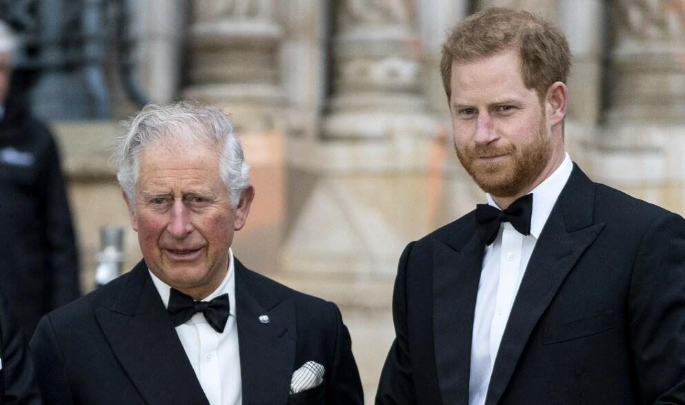 - NEDBRUTT: Prins Charles skal trolig ha blitt svært skuffet etter å ha fått Meghan og Harrys rasisme-anklager kastet mot seg og resten av kongefamilien. Foto: Niklas Hallen'n / AFP / NTB