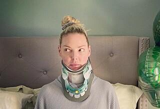 Opererte nakken: - Grusom smerte