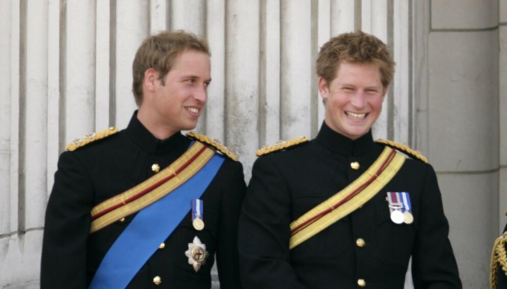 SAVN: Prins William er fremdeles sævrt opprørt over at prins Harry pakker sakene og flyttet til USA. Her avbildet i 2008. Foto: REX / NTB