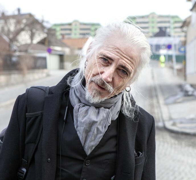 «LILLEBROREN» TIL KEITH: Tim Scott McConnell ser ut som han kunne vært Stones-gitaristens lillebror - og er like rocka. Foto: Anders Grønneberg / Dagbladet