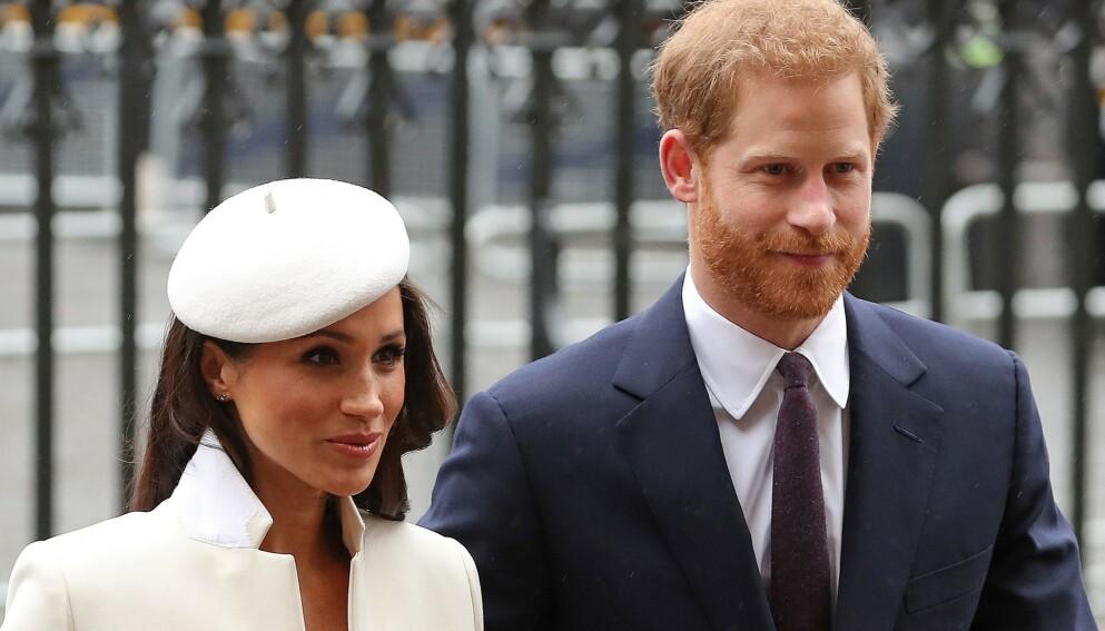 SLUTTER: Hertuginne Meghan og prins Harry har de siste årene mistet en rekke ansatte. Nå slutter også stabssjef og administrerende direktør i hertugparets stiftelse Archewell. Foto: Daniel Leal-Olivas / AFP / NTB